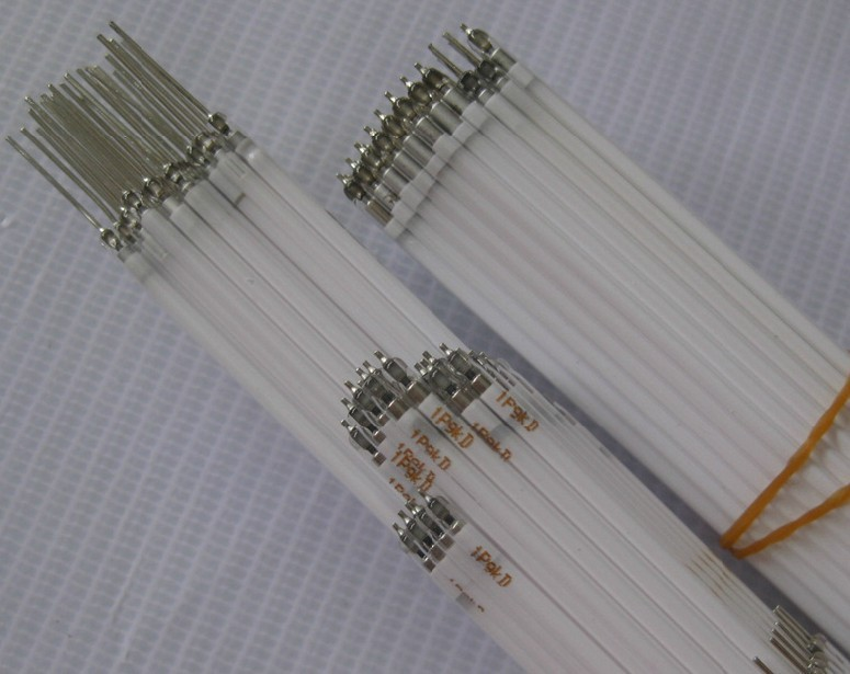 FREE SHIPPING NEW 10pcs 185MM Length LCD CCFL Lamp Backlight , CCFL Backlight Tube,185MM*2.0mm, 185MM Length CCFL Light