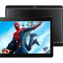 10 Inch Tablet PC Android 6.0 Octa Core 4GB RAM 64GB ROM 1280X800 dual sim WiFi FM IPS 3G GPS phone Tablets 10 10.1+gifts