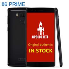 Vernee Apollo lite Teléfonos Smartphone 4G LTE Móvil FHD 5.5 pulgadas MTK6797 X20 Móvil Android 6.0 Teléfonos móviles 4G RAM 32 GB ROM 16MP