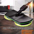 New Spin Maid Rechargeable Cordless Powered Floor Cleaner Scrubber Polisher Mop Household Cleaning Tools