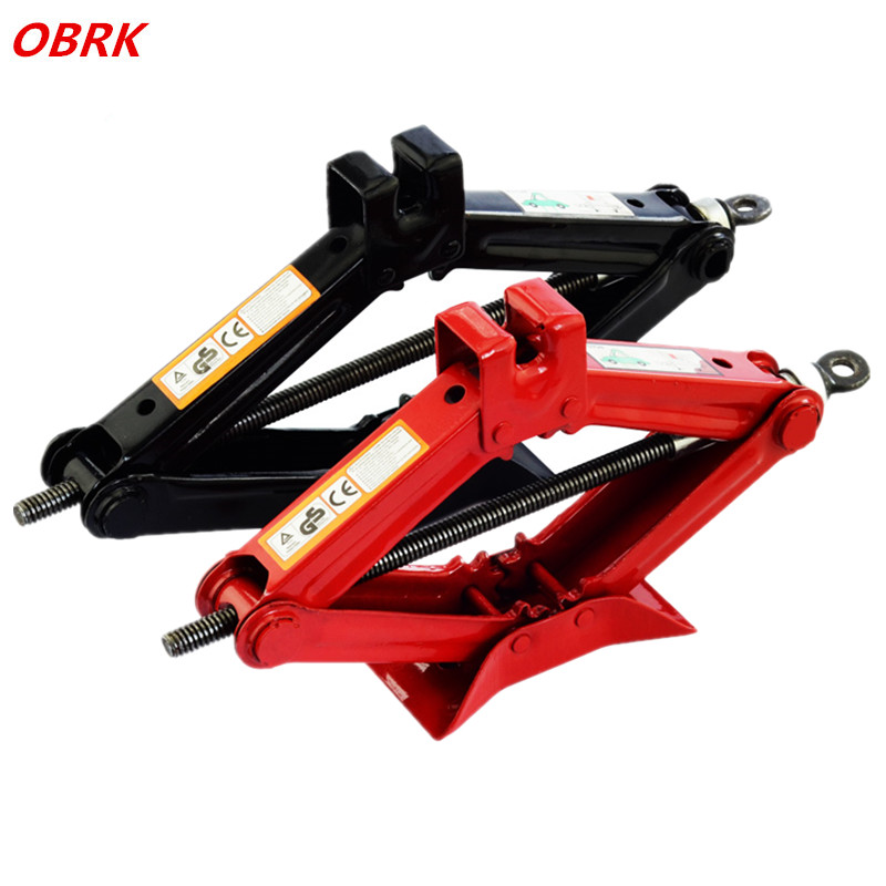 Change Tire Tools Heavy Duty 1Ton Vehicle mounted Scissor