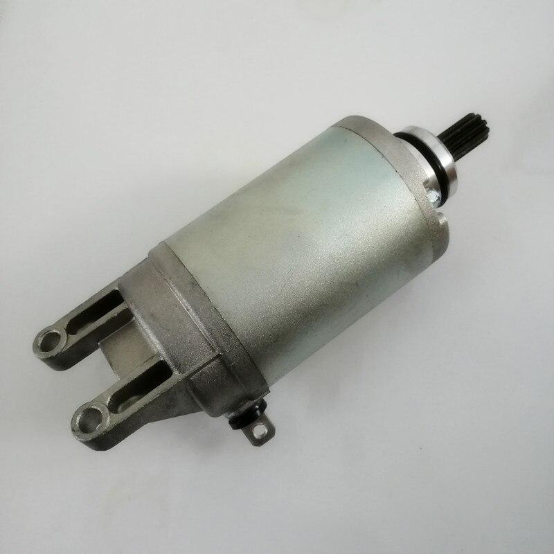 Moteur de démarreur de pièces de moteur de moto adapté pour SUZUKI AN250 1998-2006 AN400 simple CAM 1999-2006 UC125 1999-2000 UC150 1999-2001