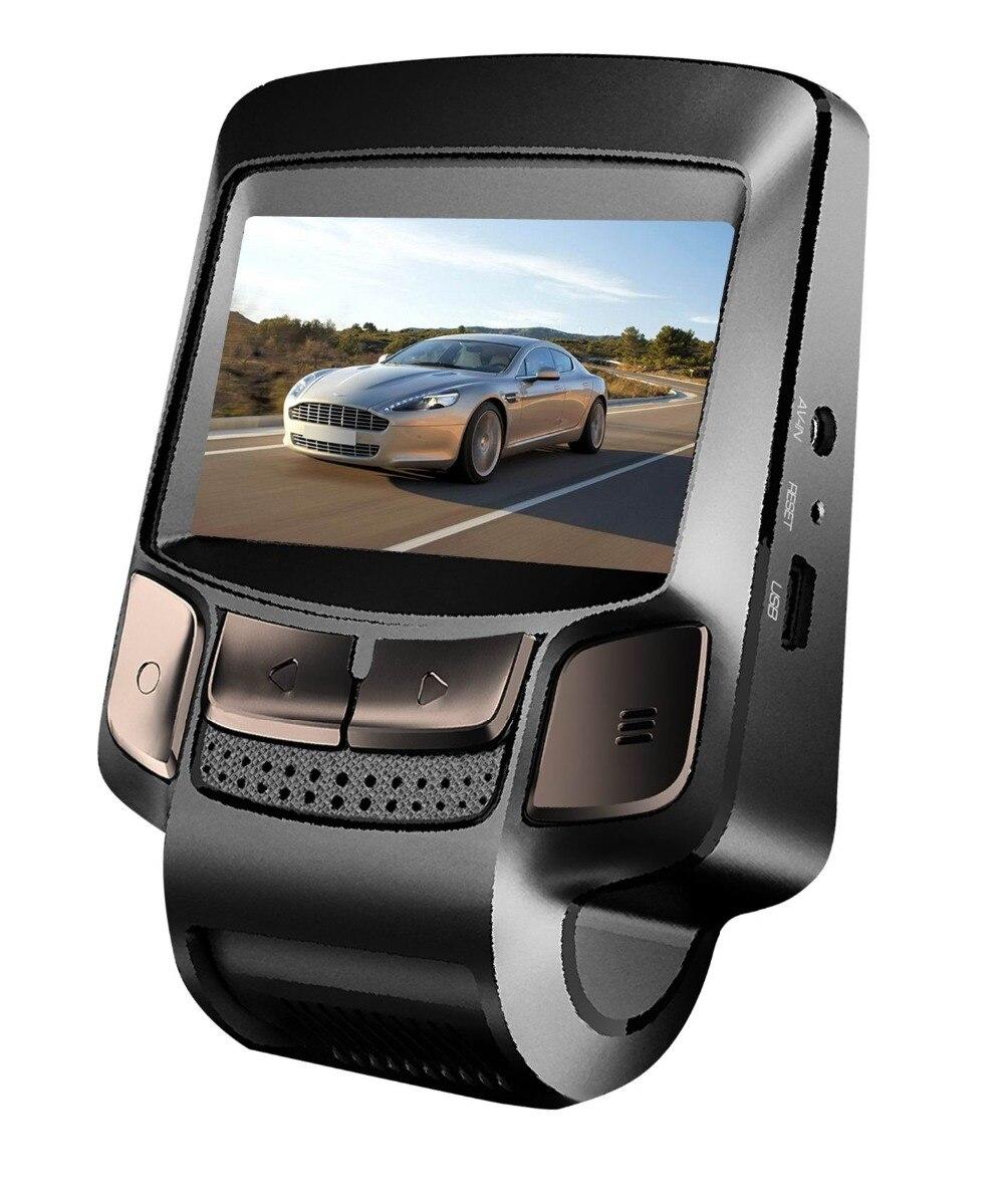 Car hidden DVR 2.45 LCD display WI-FI DVR for car dash Camera, Mini Hidden video Full HD, 170 degrees