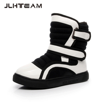 2016 New Children Shoes Boots Warm Boots Plush Snow Boots Boys And Girls Fashion Winter Boots