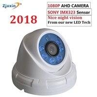 Zjuxin 1080P AHD CAMERA 5 36 IR LED 2MP CCTV Camera Indoor 1080P 3 6mm Security