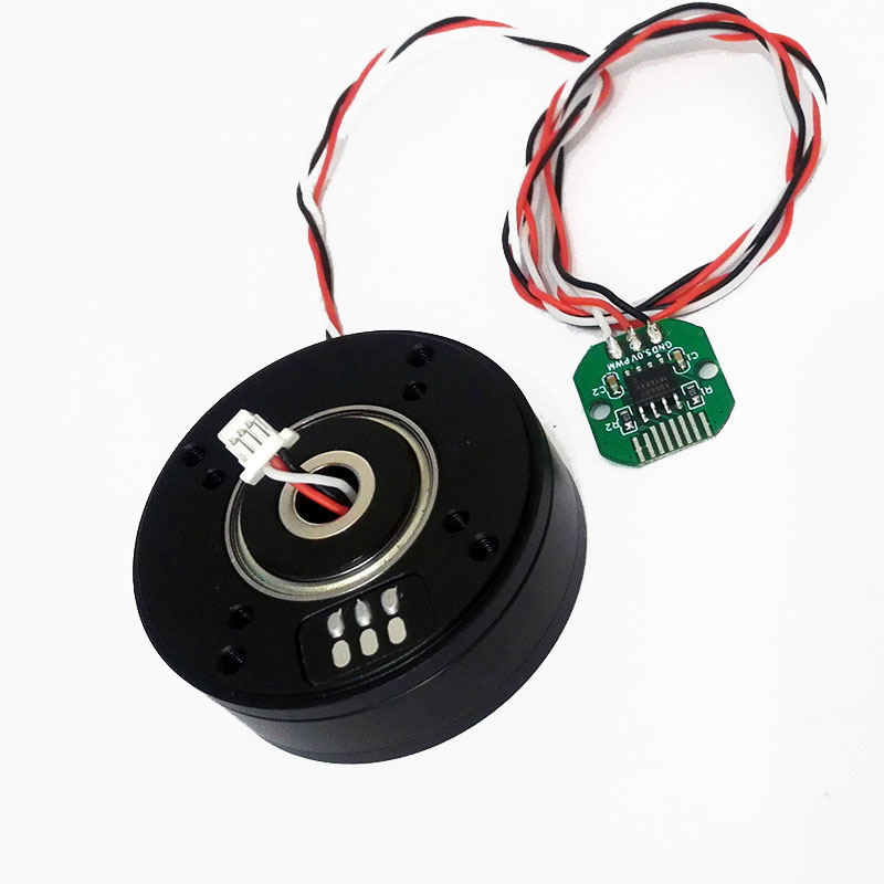 GB3505 gimbal motor with AS5600 encorder and slip ring for alexmos basecam 32bit gimbal controller