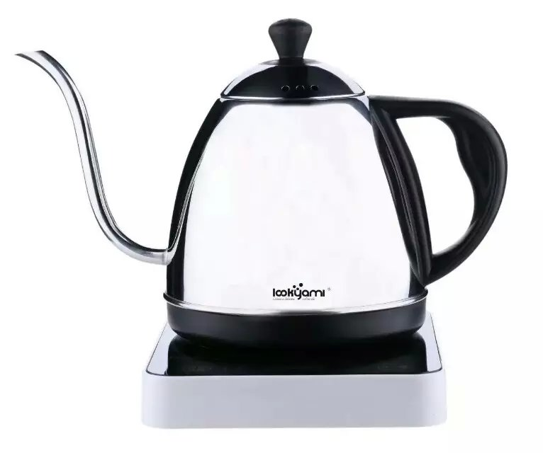 Intelligent multifuction electric drip kettle for coffee/tea/milk,tea kettle/long spount keettle with high quality