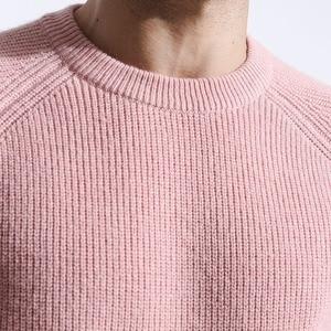 Image 4 - SIMWOOD ใหม่ยี่ห้อเสื้อกันหนาวผู้ชาย 2019 ฤดูใบไม้ร่วงฤดูหนาวแฟชั่นถักเสื้อกันหนาวเสื้อกันหนาว CASHMERE คุณภาพสูง 180369