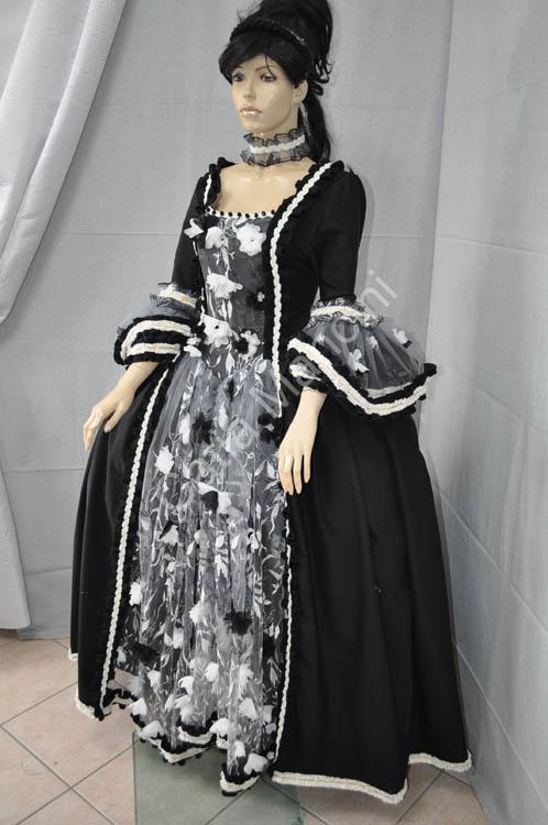 Bal En Pois Civile De Renaissance Costume À Dentelle Soirée Robe Plissée Victorienne Guerre qtpxn4