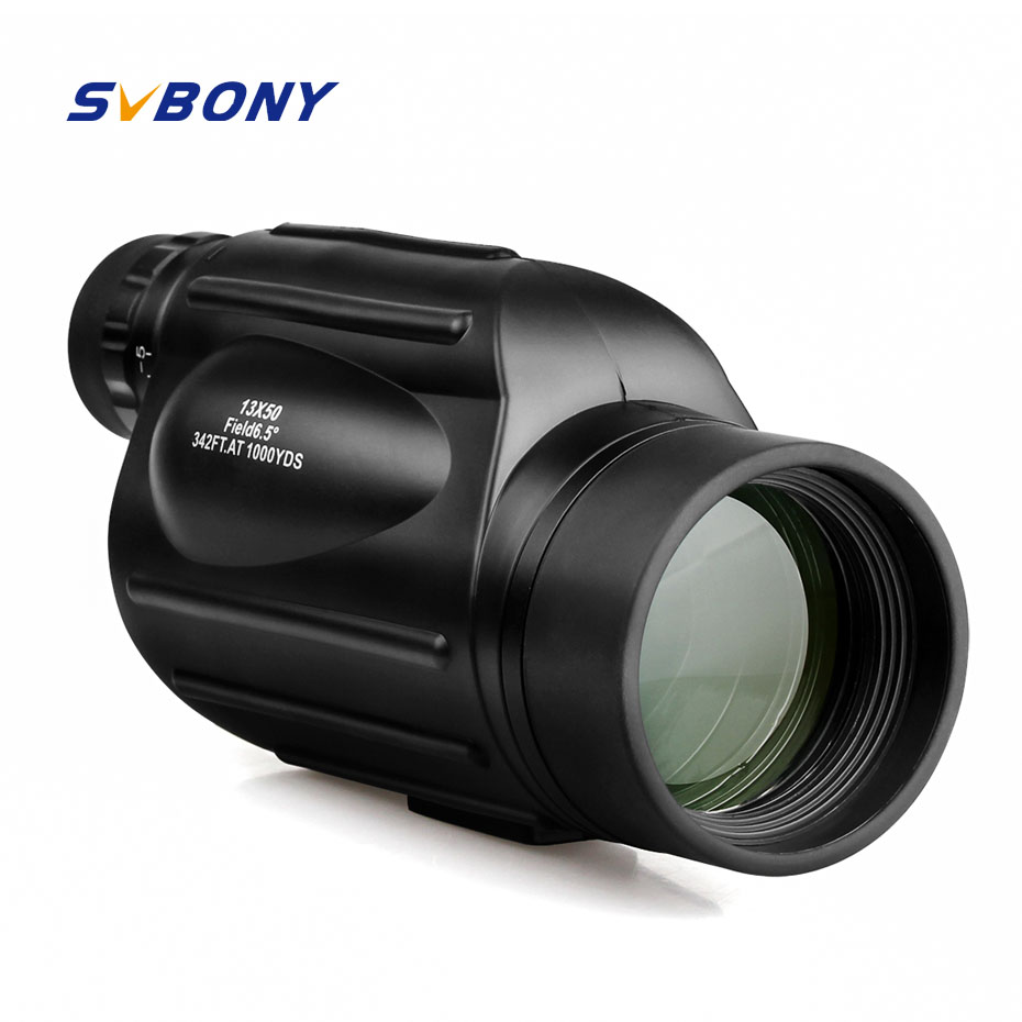 Svbony SV49 Monocular 13x50 High Magnification Hand Strap Waterproof Telescope for Hiking Hunting Camping Birdwatch F9342Svbony SV49 Monocular 13x50 High Magnification Hand Strap Waterproof Telescope for Hiking Hunting Camping Birdwatch F9342