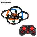 U207 Mini RC Helicóptero de Controle Remoto Quadcopter Quadrocopter UFO Voando Pires Drone Novo PK CX-10a cx-10 V272 X12 H107