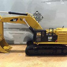 NORSCOT 1:50 Масштаб CAT 390F L Гидравлический Экскаватор инженерное оборудование литая игрушка модель 55284 для сбора, украшения