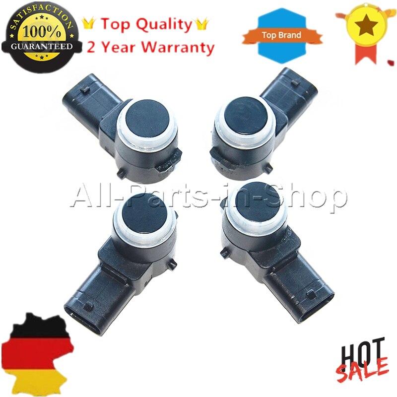 4pcs PDC Parking Sensor With O-ring for Mercedes Benz W211 W219 W203 W204 W221 W164 oe# A 221 542 04 17 2215420417 A2215420417