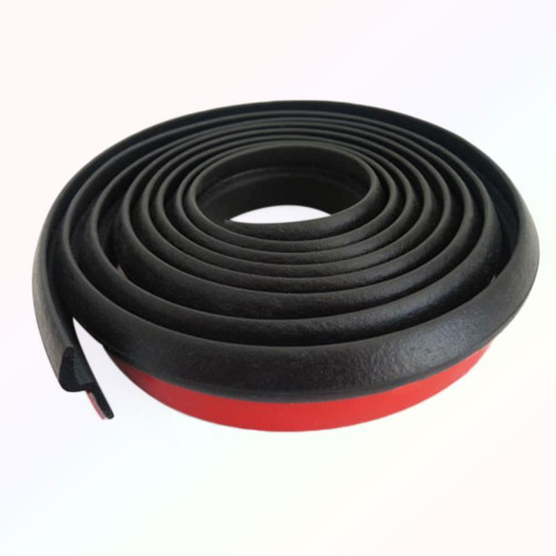 Vehemo Z-type Car rubber door Waterproof sealing strip ABC pillar New durable