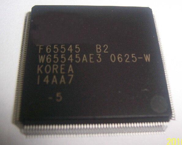 1pcs/lot F65545B2 F65545 F65545-B2 QFP2081pcs/lot F65545B2 F65545 F65545-B2 QFP208