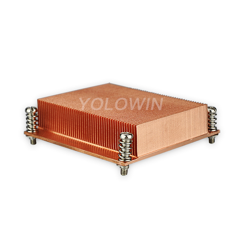 все цены на 2016 Newest CPU Processor High quality Computer Radiator Screw And Spring Solution Radiator Computer Cooling Products C8-01 онлайн