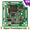 CVBS analógico ccd módulo da câmera módulo HD DIY sua câmera de cctv Sistema de câmera De Segurança, partes mainboard camaras de seguridad