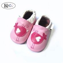 Skid-proof Baby Shoes Genuine Leather Handmade Baby Boys Girls Shoes Infant Toddler Kids Shoes Slippers 0-6 6-12 12-18 18-24M(China)