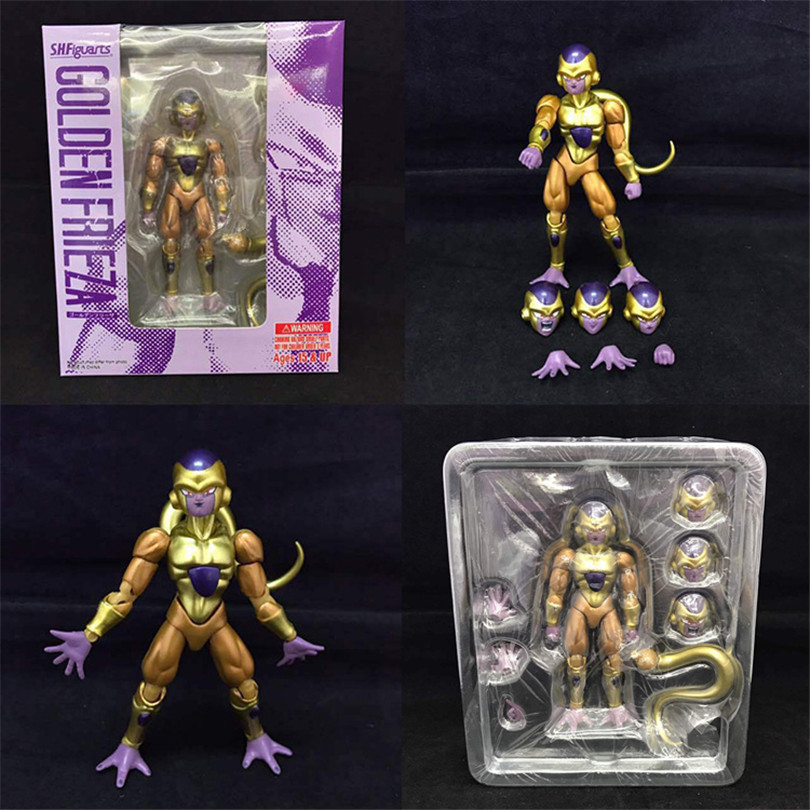 ZXZ 11.5cm Dragon Ball Z Frieza joint Moveable Anime Action Figure PVC New Collection Figures Toys Collection for Christmas Gift 12cm one piece silvers rayleigh anime action figure pvc new collection figures toys collection for christmas gift with box