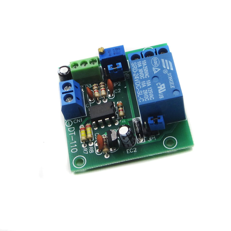 DC 5/12/24V Circuit Modifications Voltage Comparator LM393N for Remote Control Multan
