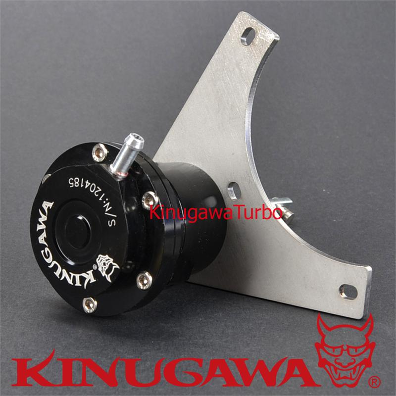 Kinugawa Adjustable Turbo Wastegate Actuator for IHI RHB5 VI58 for ISUZU 1.0 bar / 14.7 Psi