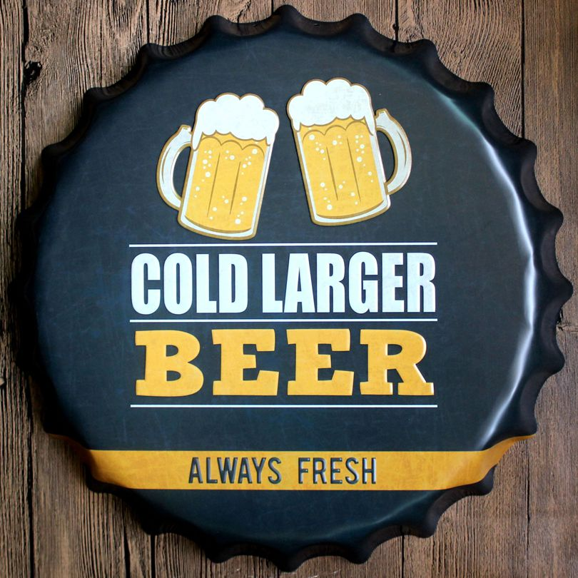 Beer Wall Decor compare prices on beer wall art- online shopping/buy low price