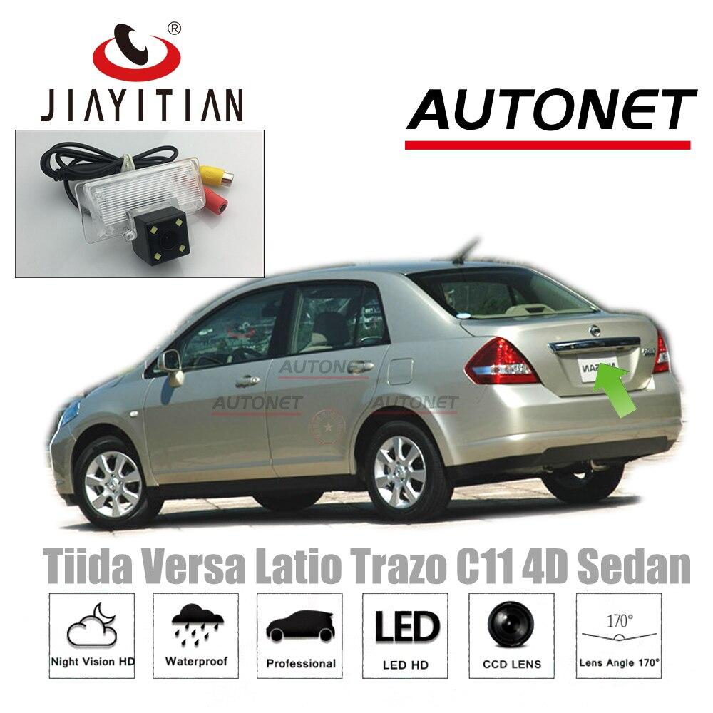 hight resolution of jiayitian rear camera for nissan tiida versa latio trazo c11 sedan 2004 2015 ccd