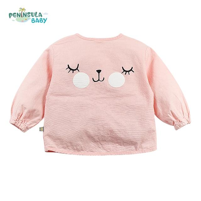 6bf57e3c1 New Spring Toddlers Baby Boys Girls Kids Top Zipper Back Cartoon Infants  Jacket Coat Outwear Children