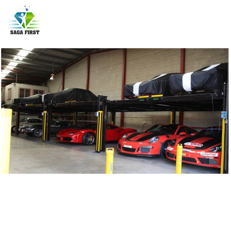 US $3450 0 |4 Post Car Lift For Residential Car Parking on Aliexpress com |  Alibaba Group