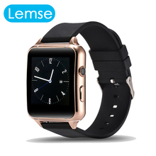 Lemse M88 Bluetooth Smart Watch MTK2502 Sync Notifier support Sim TF Card with MP3 Camera sport smartwatch For IOS Android Phone