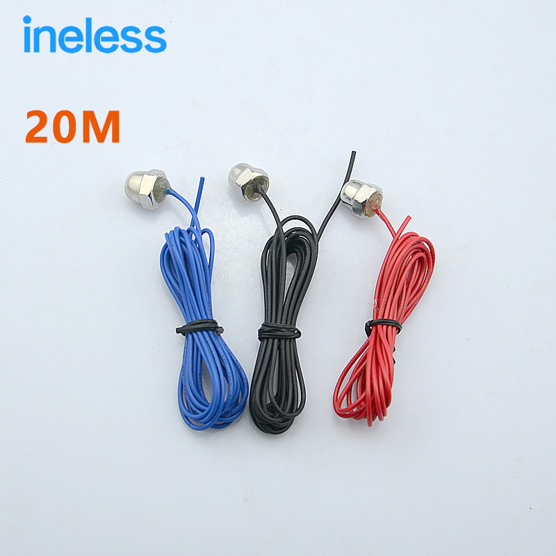 3PCS   20M Water level controller Stainless steel probe Level probe in DF-96A/B/C/D