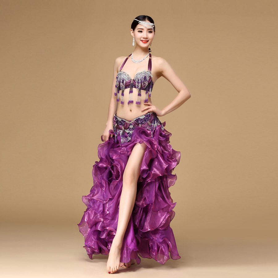 Plus Size Performance Belly Dancing Clothing Oriental ...