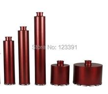 Продвижение продажа Лазерной сварки 120*450*12 мм супер длинные алмазные коронки основной бит для бурения на мраморной/гранитной/cocrete/стене