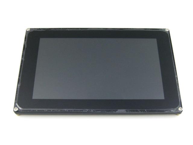 Display LCD 1024*600 Resolução de tela de Toque Capacitivo de 7 polegadas TFT Módulo De Tela RGB e Controlador de Interface LVDS FT5206GE1