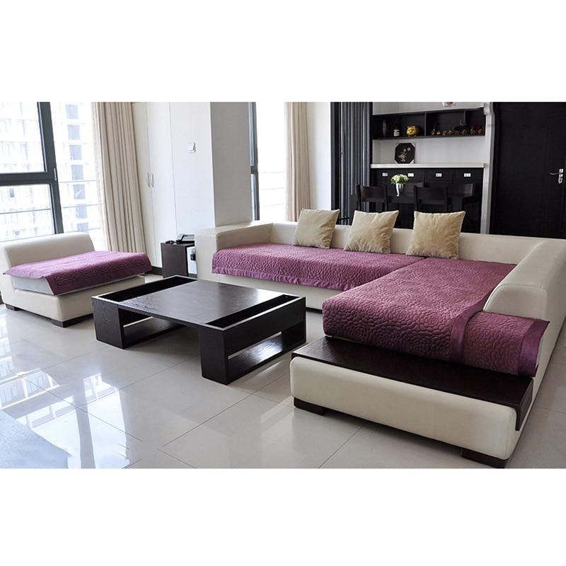 Fashion Anti Skid Sofa Cover Cushion Elastic Plush