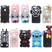 15 Types For Xiaomi Mi A1 Case Lovely Cute 3D Cartoon Soft Silicon Cover For Xiaomi Mi A1 5.5 Inch Mobile Phone Cases