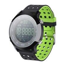 Купить с кэшбэком Smart Watch Ex18 Waterproof Smartwatch IP68 Swimming 5ATM Pedometer Message Call Phone Watches Ultra-long Standby Wristband Band