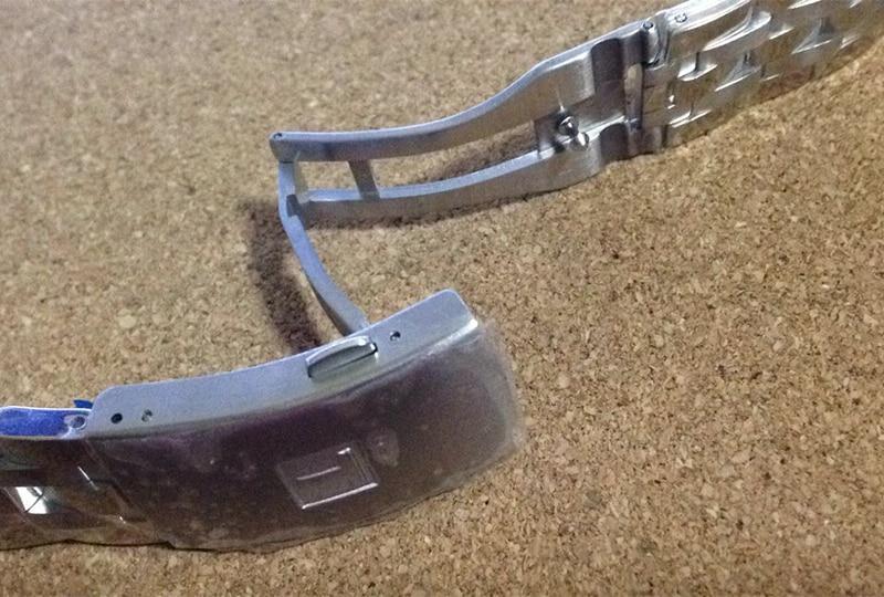 Kvaliteetne 19mm 20mm PRC200 T17 T461 T014430 T014410 kellarihma - Kellade tarvikud - Foto 4