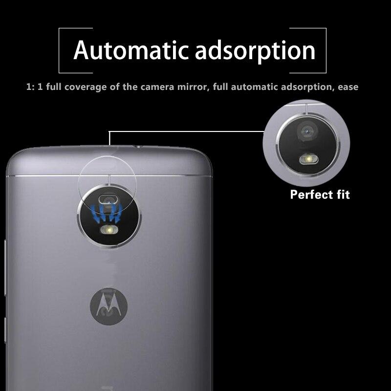 Ultra-thin Back Camera Lens Tempered Glass Film For Motorola Moto G5S plus XT1803 XT1605 XT1606 Rear Lens Protective Film Glass