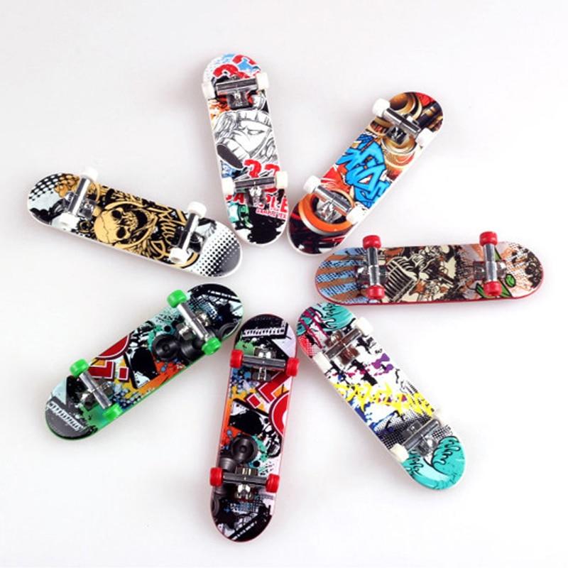 5pcs Lot Finger Skateboard Deck Mini Board Finger Board