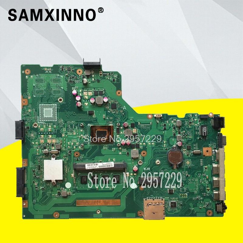 For ASUS X75A X75VC X75VB X75V I3-2370-4G Laptop Motherboard System Board Main Board Mainboard Card Logic Board for asus x75vd x75v x75vc x75vb x75vd x75vd1 r704v motherboard x75vd rev3 1 mainboard i3 2350 gt610 1g ram 4g memory 100