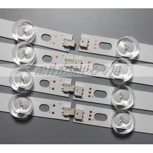 Image 4 - Светодиодная лента для подсветки LG 39 дюймов, 8 светодиодный, для телевизора LG 39LN5100 INN0TEK POLA2.0 39 39LN5300 39LA620S POLA 2,0 39LN5400