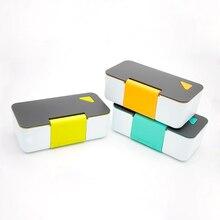 TUUTH 650 мл творческий телефон стенд коробки для обедов микроволновая печь Отопление Портативный ужин Ланчбокс детей Пикник офисные