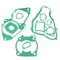 For honda CR250R CR 250 R 1986 Motorcycle engine crankcase covers include cylinder gasket kit set