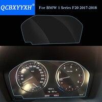 Lámina protectora de PET QCBXYYXH para salpicadero de coche para BMW 1 serie F20 2017 2018 transmisión de luz 4H a prueba de arañazos