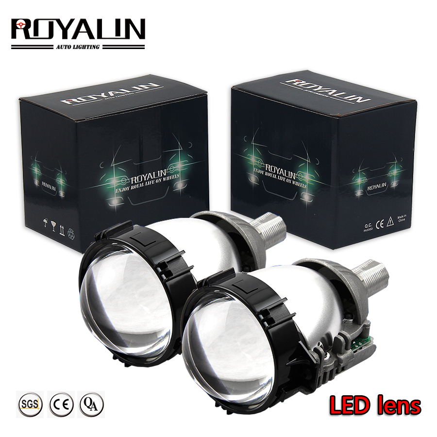 RPYALIN Car Bi LED 2.5