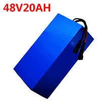 XuHangHao 48v 20ah 48V 1000W lithium battery 48V 20AH ebike battery electric bike battery with 30A BMS(China)