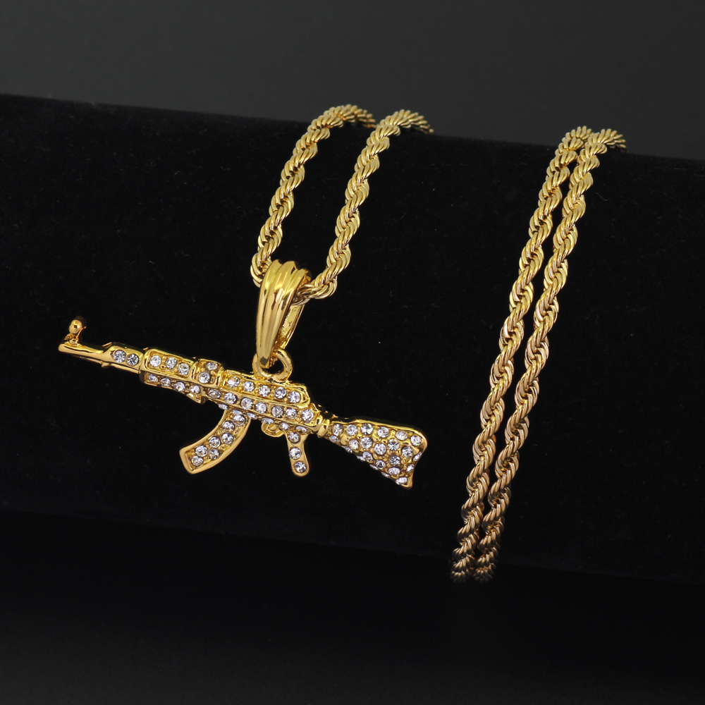 Firearm Fashion Jewelry