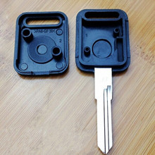 Good Quality For VW Santana 2000.3000.4000Transponder Key Shell With Logo