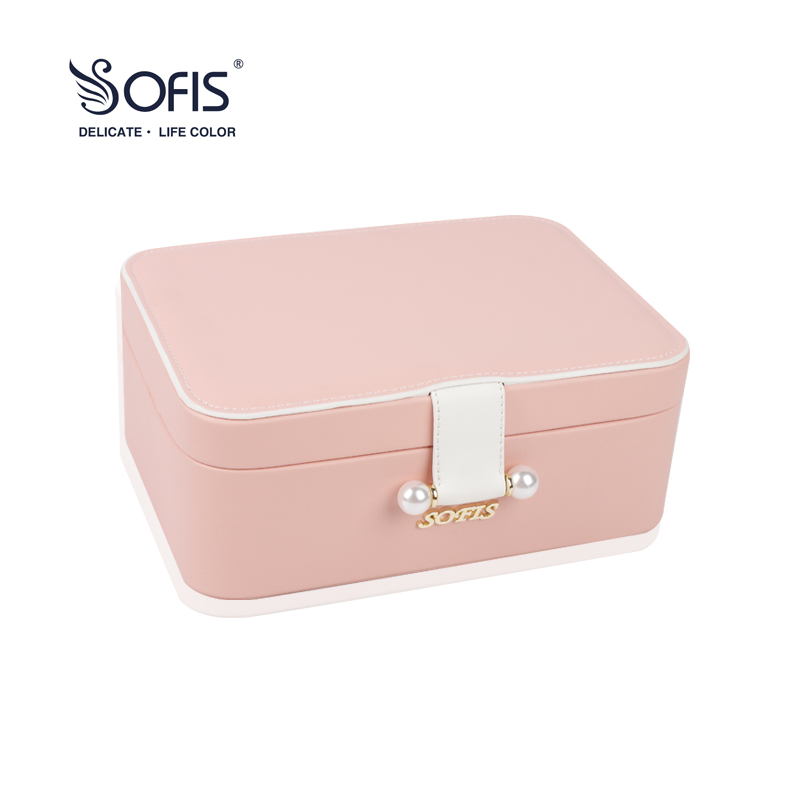 SOFIS Jewelry box jewelry organizer wedding decoration gift box christmas jewelry display Jewelry Packaging Box display box